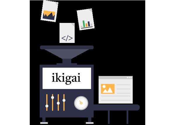ikigai méthodologie de l'agence